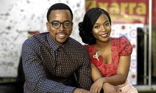 Love Lives Here! Maps Maponyane Gushes Over Nomzamo Mbatha 2