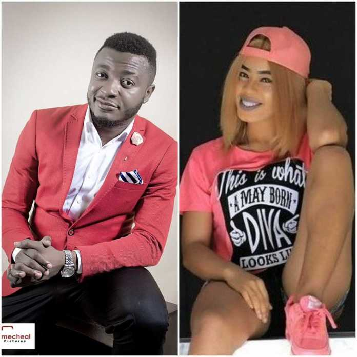 #BBNaija2018: Mc Galaxy Credits N300,000 To Nina's Account To Share For Her Fans To Vote For Her 1