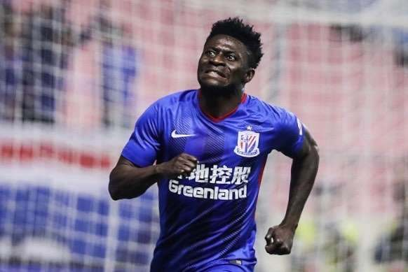 Super Eagles Striker, Obafemi Martins Ruled Out Of Football For 7-Months After Suffering A Hamstring Injury 1