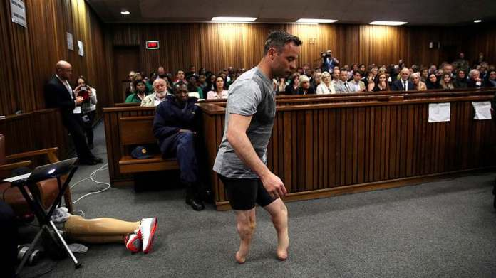 South African Constitutional Court Ends Oscar Pistorius Final Appeal 2