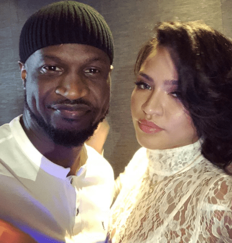Giant Strides! Peter Okoye Hangs Out With Diddy And Cassie 2