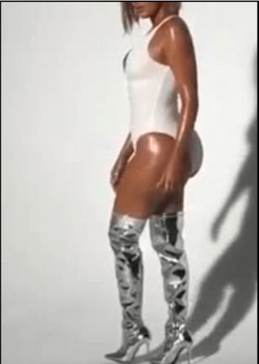 Khloe Kardashian Is Sizzling Hot In Pre Baby Bump Photos 6