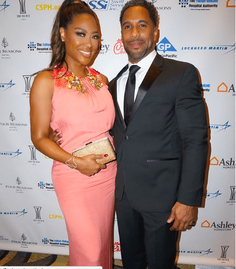 #RHOA: Kenya Moore And Husband Expecting Their First Child 2