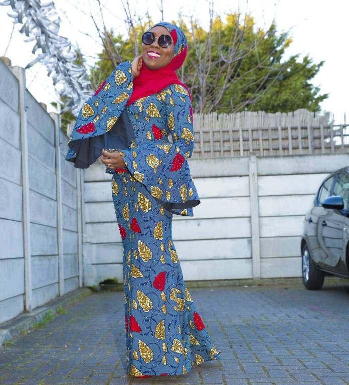 Jummah Fashion: 5 Ankara Styles To Rock With Your Hijab This Weekend 3