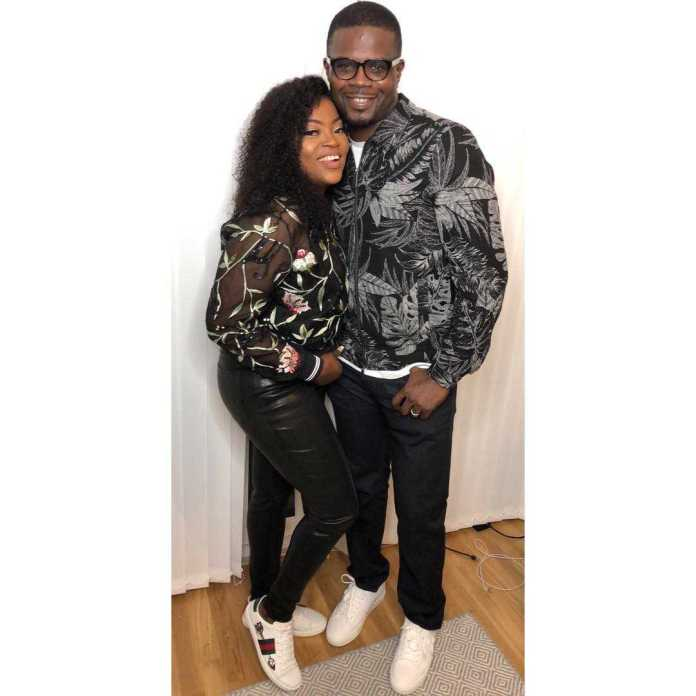 Celebrity Couple: Funke Akindele And Hubby, JJC Skillz, Show Off Their Swag In New Photos 1