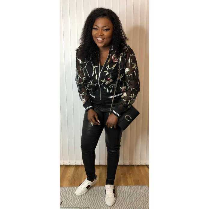 Celebrity Couple: Funke Akindele And Hubby, JJC Skillz, Show Off Their Swag In New Photos 2
