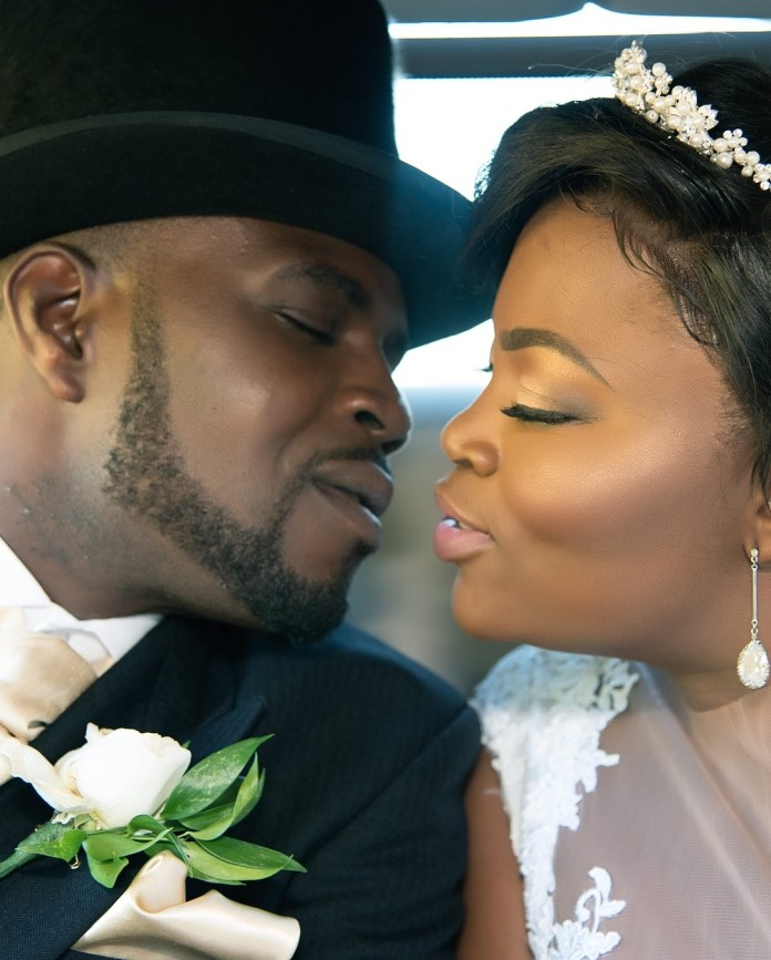 """My King!"" Funke Akindele Pens Heartwarming Message To Hubby As He Turns A Year Older 3"