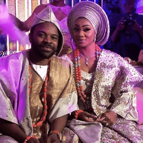 More Photos From Actor Gabriel Afolayan's Wedding 1