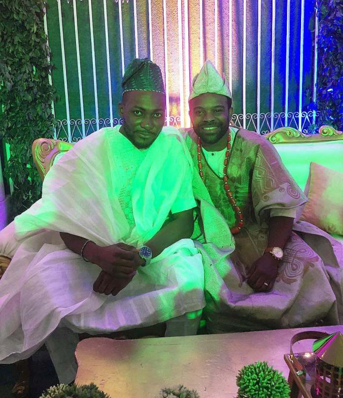 More Photos From Actor Gabriel Afolayan's Wedding 4