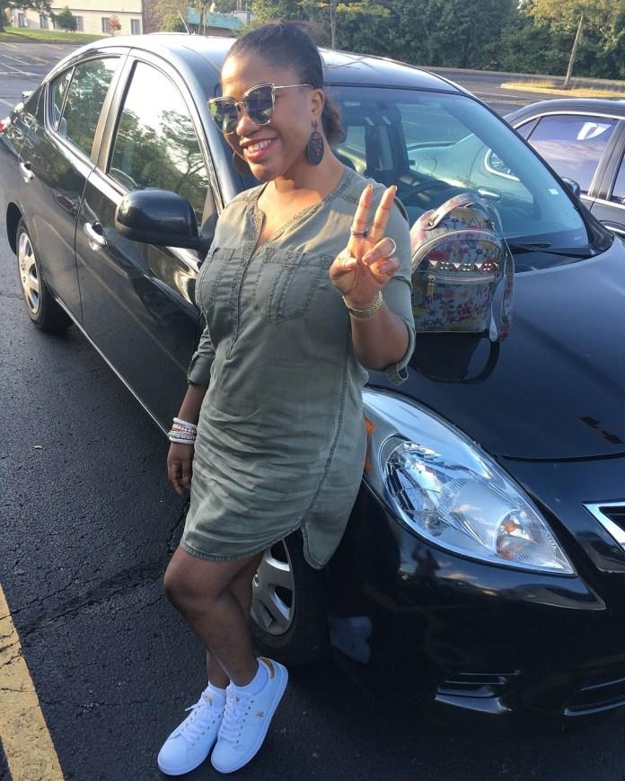 Yummy Mummy! Kehinde Oshadipe Welcomes A Baby Boy 2