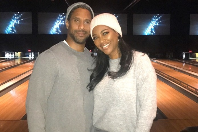 #RHOA: Kenya Moore And Husband Expecting Their First Child 3