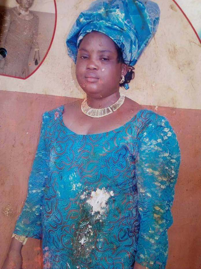 Awful! Mother Of Five Killed And Buried In A Church Altar By Ogun Prophets 4