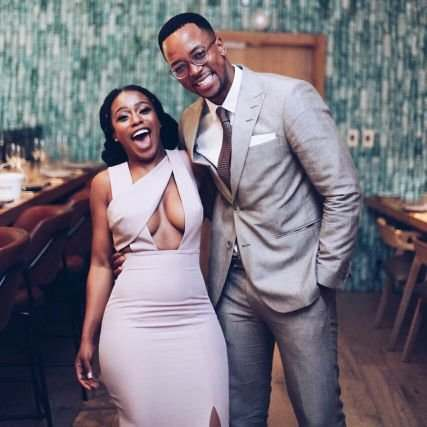 Love Lives Here! Maps Maponyane Gushes Over Nomzamo Mbatha 1