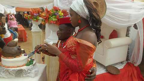 See The Reason These Wedding Photos Went viral 3