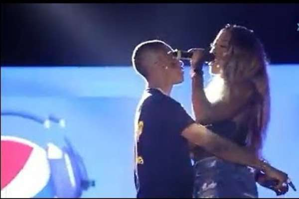 Couple Goals Or Nah? Tiwa Savage And Wizkid Caught Shopping Together 3