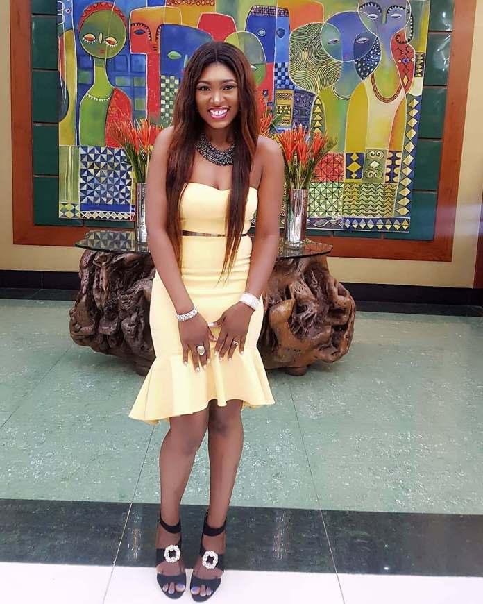 WCW: Sexy, Confident & Stylish! Meet Nollywood Actress, Ufuoma McDermott 2