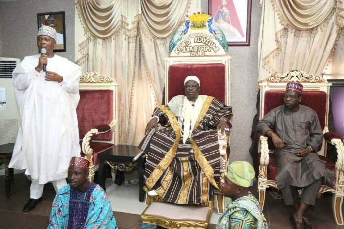 Senator Bukola Saraki Visits Kwara State Over Offa Robbery 1