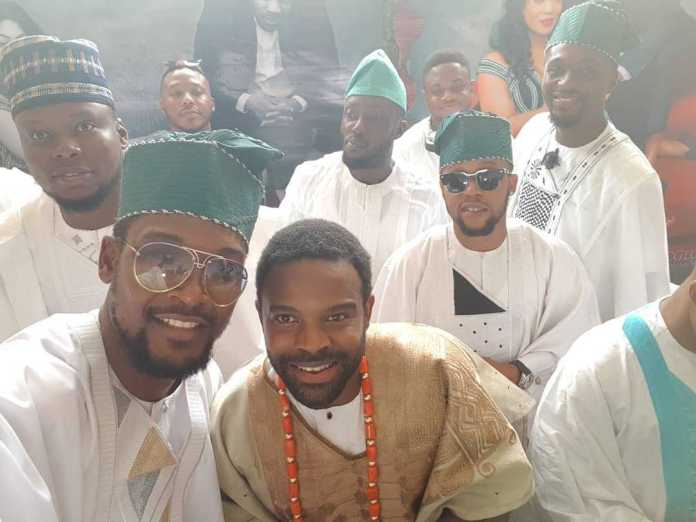 More Photos From Actor Gabriel Afolayan's Wedding 10