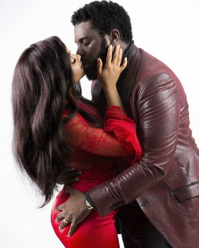 Yomi Black Shares Loved-up Photos With Wife As They Celebrate 6th Wedding Anniversary 5