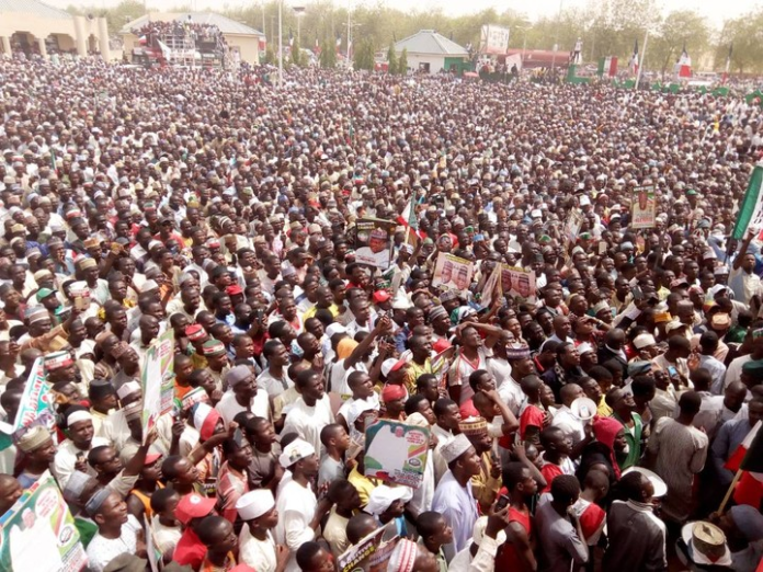 2019 Elections: PDP Suspend Abuja Mega Rally 3