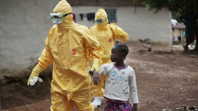 ebola patient runs away from treatment centre
