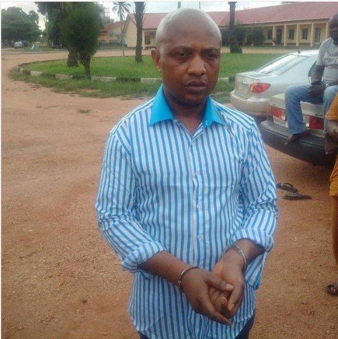 Evans The Kidnapper Sentenced To Death