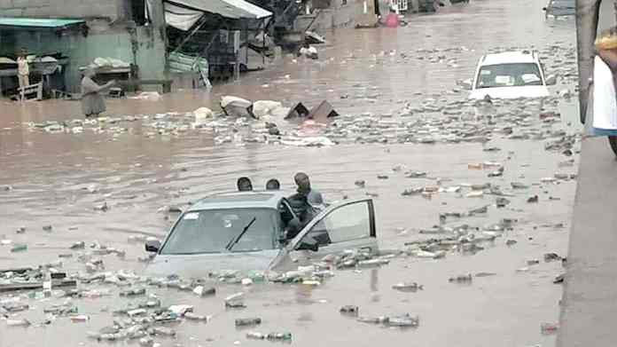 Flood Leaves Two People Dead In Abuja 2