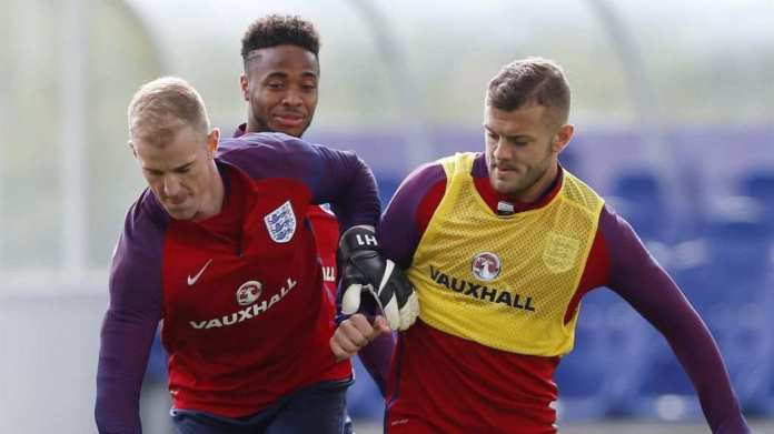 Just In: Joe Hart And Jack Wilshere Dropped From England's World Cup Squad 3