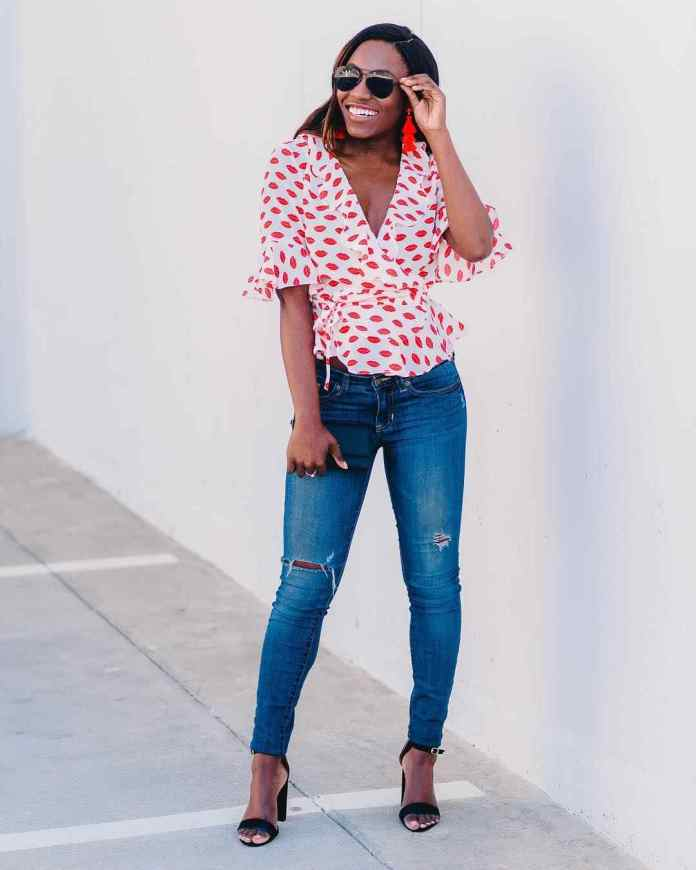 KOKOnista Of The Day: Tomi Obebe Glows Gorgeously When It Comes To Fashion And Style 1