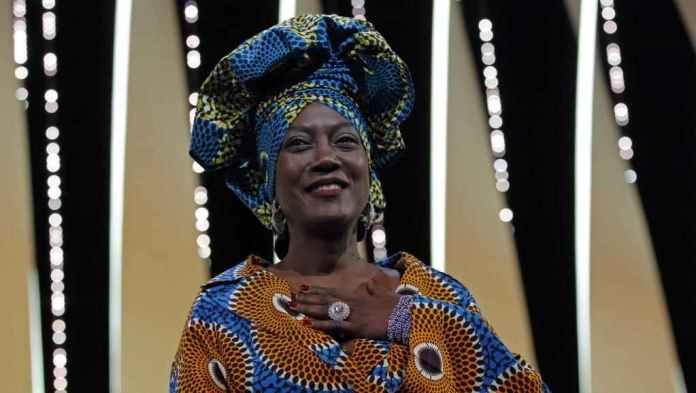 Ankara Style: Khadja Nin Slays In African Prints At Cannes Film Festival 1