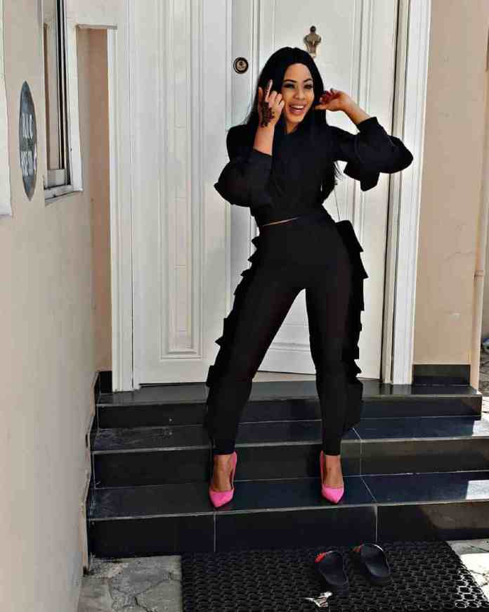 Celebrity Style Redefined: The Incredible Transformation Of Nina After BBNaija 1