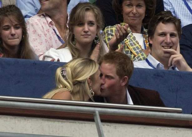 Prince Harry Had Emotional 'Tearful Parting Phone Call With Ex-girlfriend Chelsy Davy' Before Royal Wedding To Meghan Markle 5