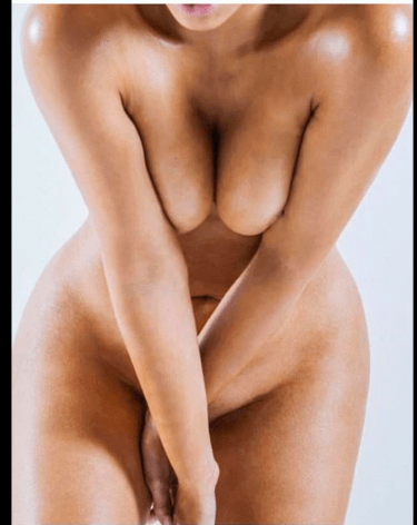 Designers: Kim Kardashian Shares More Nude Snaps As She Launches Her Perfume 2