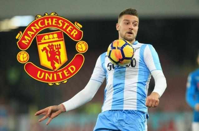 Manchester United Flies Sergej Milinkovic-Savic's Agent In To England Ahead of Planned Transfer 1