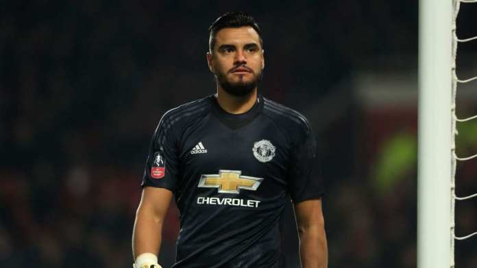 Manchester United Goalkeeper Sergio Romero Told Team-mates This Secret About Anthony Martial Before He Joined From Monaco 1