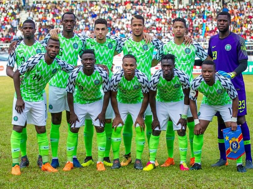 bb214fb21 The final list of the Super Eagles players for the 2018 World Cup ...