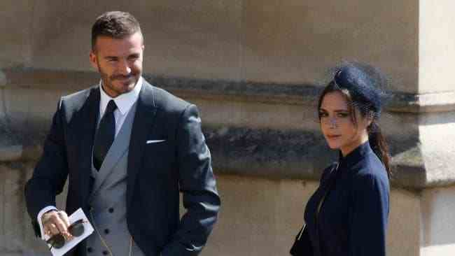 No Divorce! David And Victoria Beckham Shut Down Separation Rumours 1