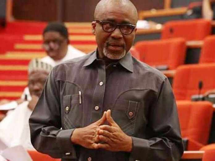 Nigeria Has Gone One Step Forward And 10 Steps Back - Sen. Abaribe 2
