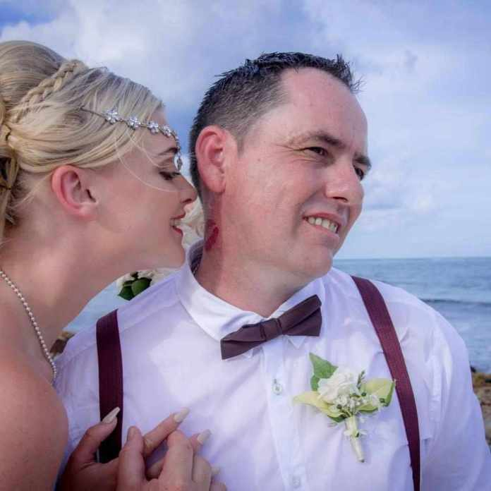 """Man, 40, Heartbroken As Wife, 21, Runs Off With Another Man Who's """"Better In Bed"""" Six Days After Lavish £30k Wedding 2"""