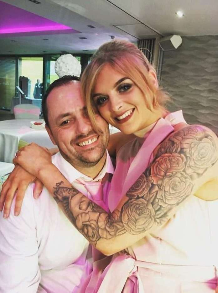 """Man, 40, Heartbroken As Wife, 21, Runs Off With Another Man Who's """"Better In Bed"""" Six Days After Lavish £30k Wedding 6"""