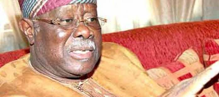 See Bode George's Reaction To Obasanjo's Claim Of Being Framed 1