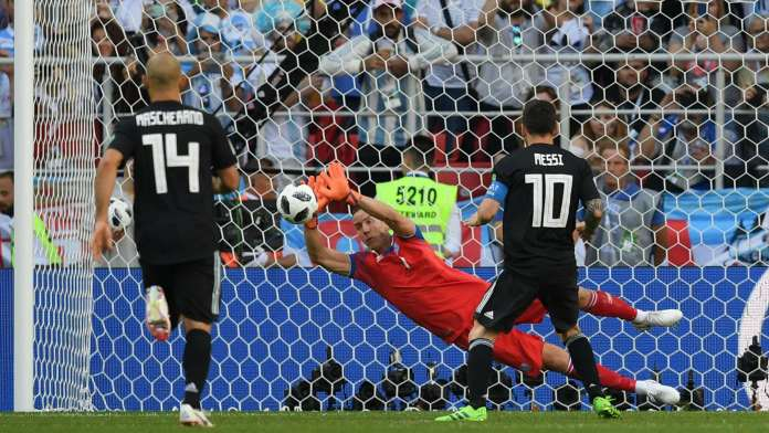 Lionel Messi: I'm Bitter And Hurting By Saved Penalty Against Iceland 1
