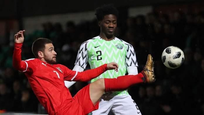 Super Eagles Full-Back Ola Aina Withdraws From Brazil Friendly 1