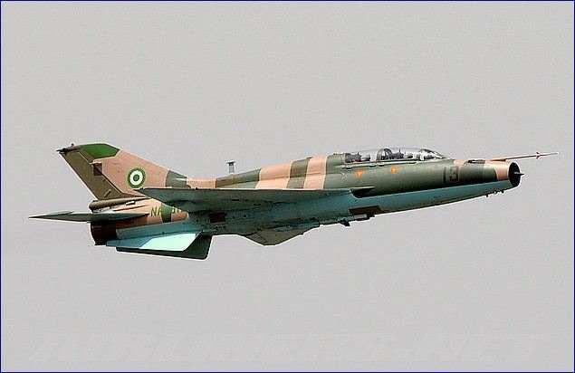 Nigerian Air Force Kill Boko Haram Insurgents In Borno 3