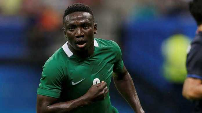 Super Eagles Midfielder, Oghenekaro Etebo Wins Stoke City Player Of The Year 2