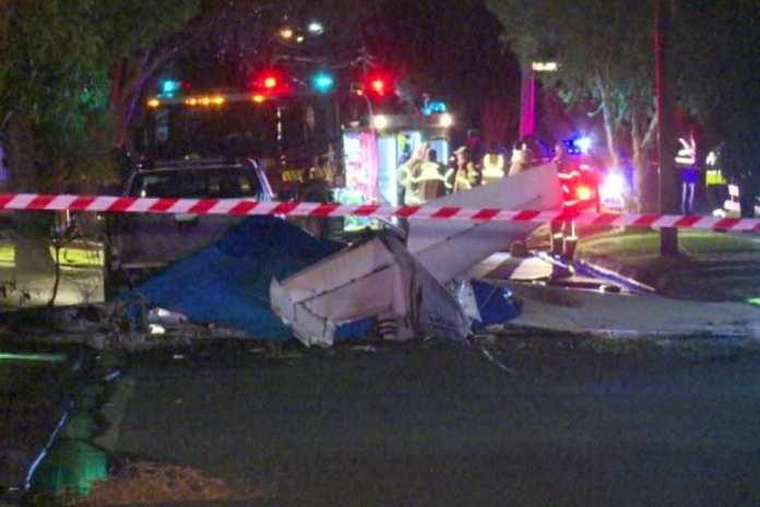 Sad! Plane Crash In Australia Kills Pilot Instantly 2