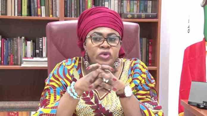 Senator Stella Oduah KOKO TV NG 1