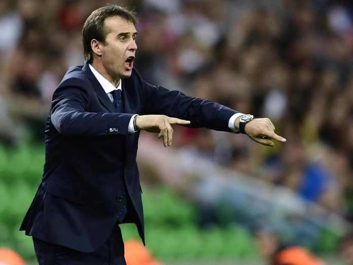 Breaking: Real Madrid Fires Julen Lopetegui As Manager 1