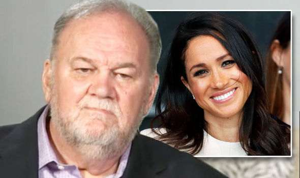 Royal Baby! Meghan Markle And Prince Harry Will Have Kids 'Soon' - Thomas Markle 1