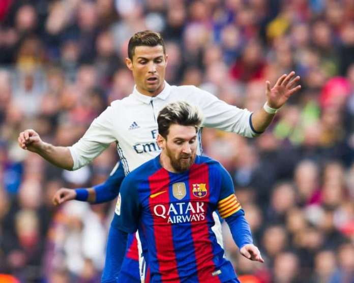 Cristiano Ronaldo Reveals The Key Difference Between Himself And Lionel Messi 3